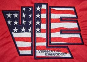 Virginia Lee Embroidery